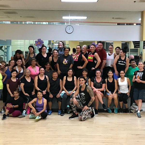 24 Hour Fitness NOVA Group Ex Instructors